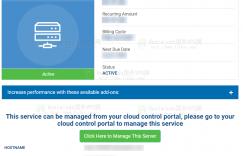 hostwinds VPS的名称服务器的查找方法