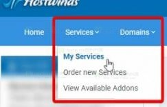 Hostwinds:如何检查服务器的续订日期