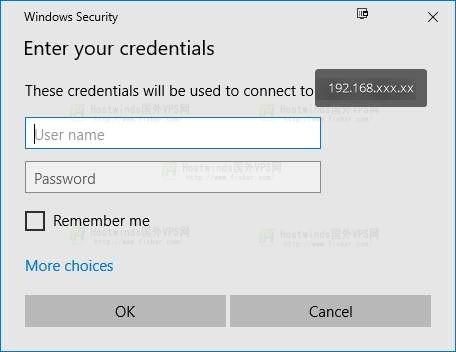 Hostwinds教程:如何通过RDP从Windows操作系统连接到服务器