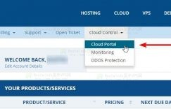 Hostwinds教程:利用Hostwinds Cloud Portal修复网络
